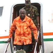Retour de Laurent Gbagbo à la