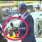 (Video)Hi Kitu Haifanyi Bwana! Ruto Lectures His Technical Team After Failing to Do this In Kakamega