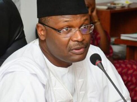 INEC Announces Date For The Commencement Of Voter's Card Registration