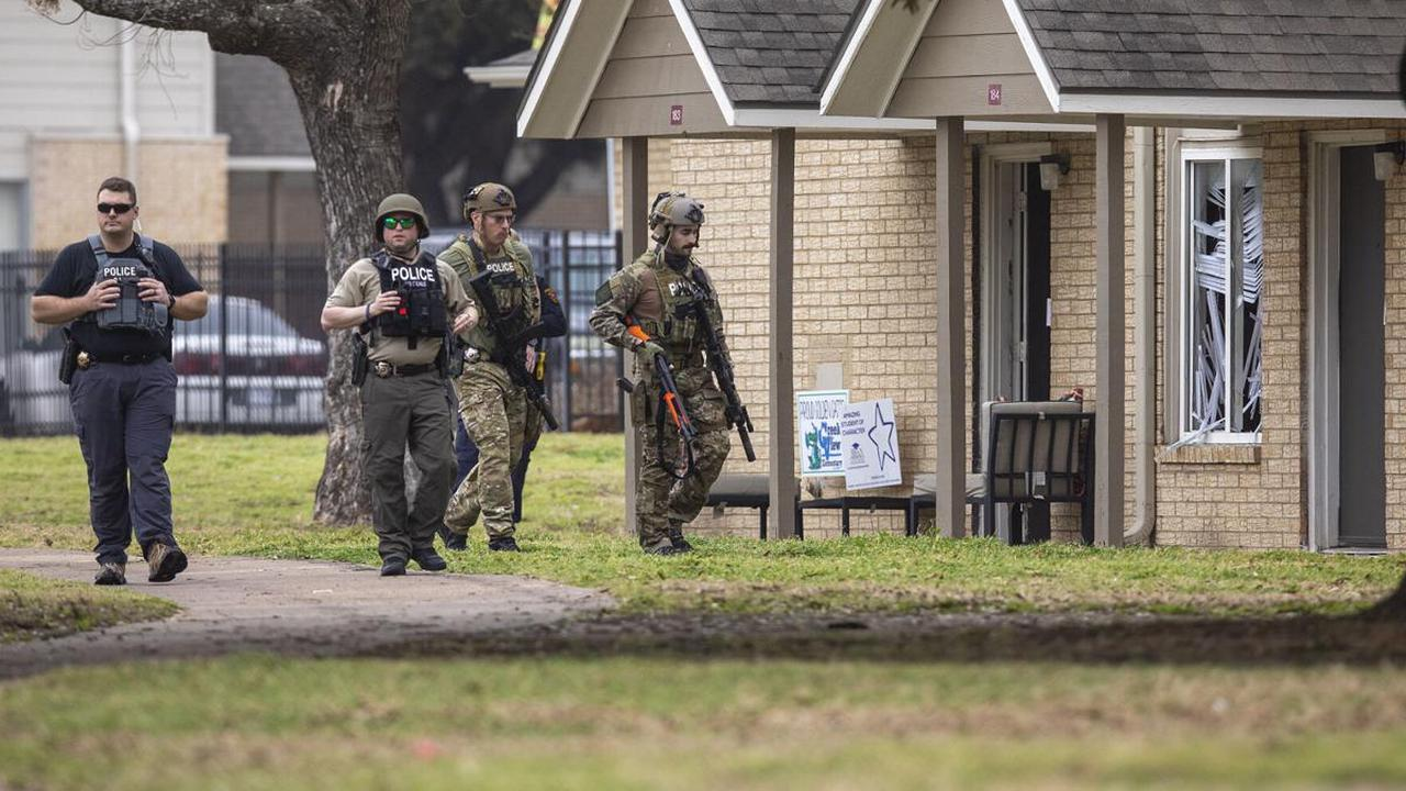 One person arrested after 5-hour long standoff on Thursday at College Station apartment complex