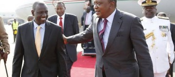 DP Ruto Suffers Another Blow as President Uhuru Assigns a Crucial Duty to a Senator Instead of Him