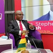 """""""The NDC Would Have Given Him A Top Position If He Was In Their Party"""" – Stephen Amoah"""