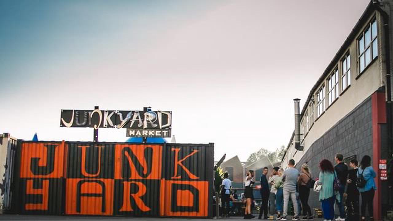 Junkyard Market to return to Ipswich