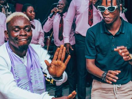 See what Laycon did when he visited the Bethesda School for the blind as he celebrates his birthday