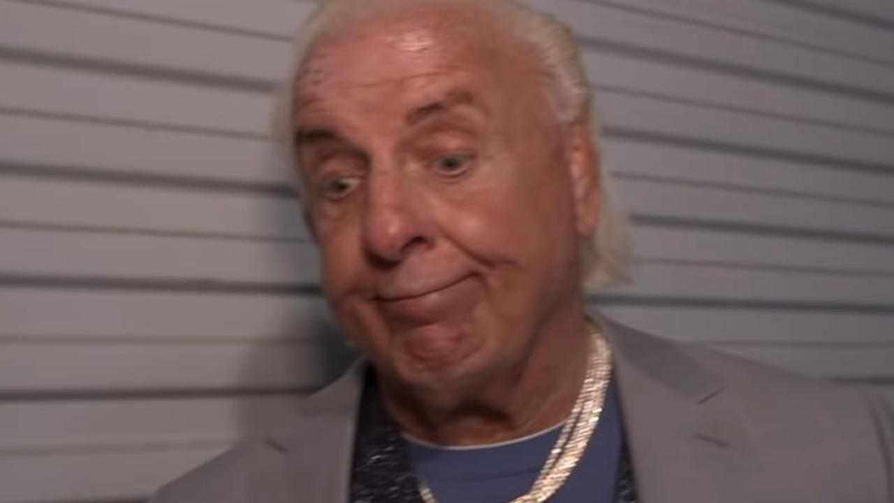 Ric Flair Considers Himself 'Average At Best'