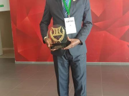 Distinction : le député Tchin Michel primé pour la promotion de la Paix et de la Cohésion sociale