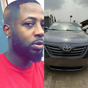 Tunde Ednut Finally Shows Of The Car He Promised To Give a Fan on IG