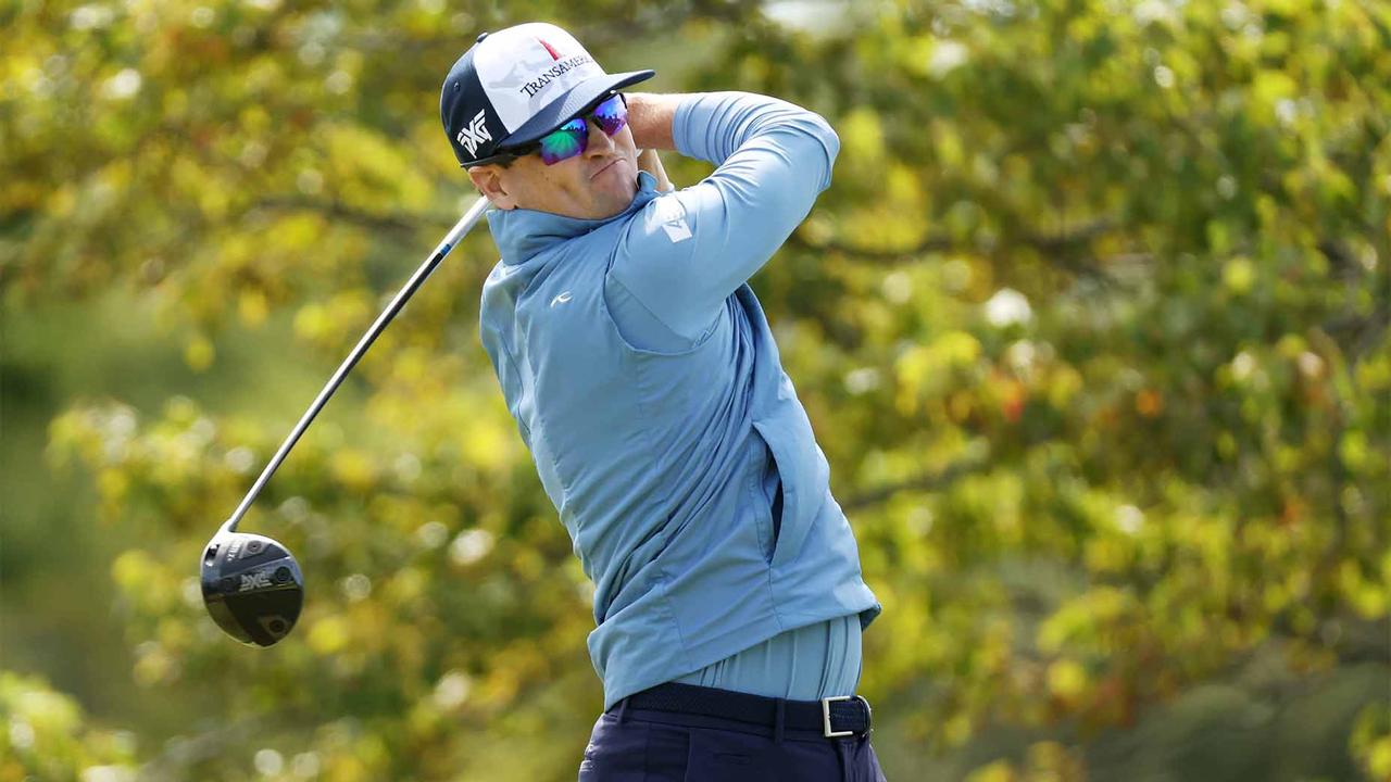 Zach Johnson's Payne Stewart Award put things in perspective