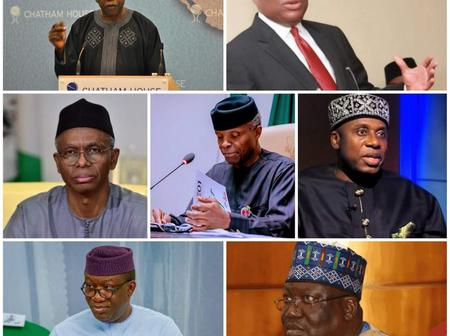 Five qualities that should be possessed by 2023 presidential aspirants