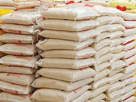 I Went To Buy A Bag Of Rice Today, Check Out The Latest Price