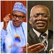 Today's Headlines: Buhari Sends Fresh Message To Nigerians Over Vaccine, Falana Denies EFCC