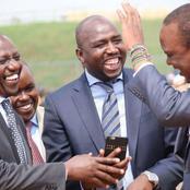 """Raila Was Waving at Trees"" Murkomen Claims Raila Has Been Betrayed by Uhuru and Close Allies"