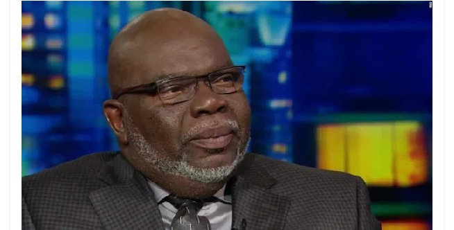 Net worth of American Bishop T.D Jakes