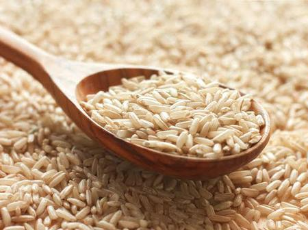 Some Health Benefits Of Brown Rice