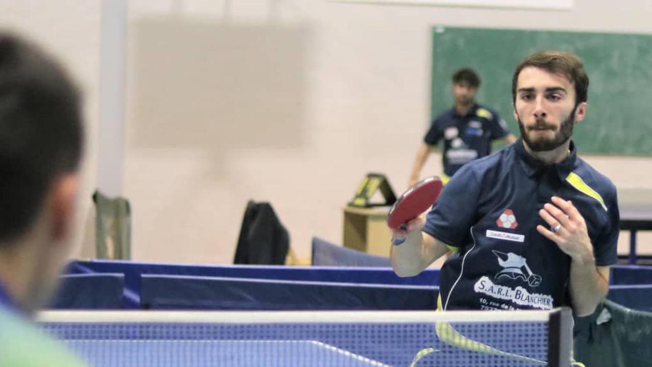 Tennis de table : Périgné frappe un grand coup en N3, le Niort TT doublement battu