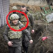 Ukrainian President ready to defend his country against Russia after it deploy 5000 soldiers.