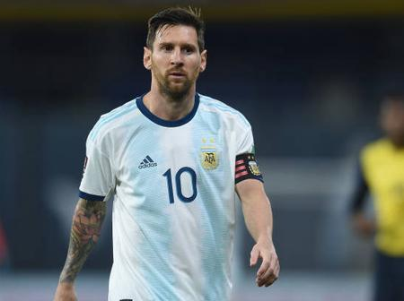 Lionel Messi Height All News Pictures Videos Opera News