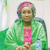 Sadiya Farouq expressed concerns over the Boko Haram attacks on Humanitarian hub (Detail)