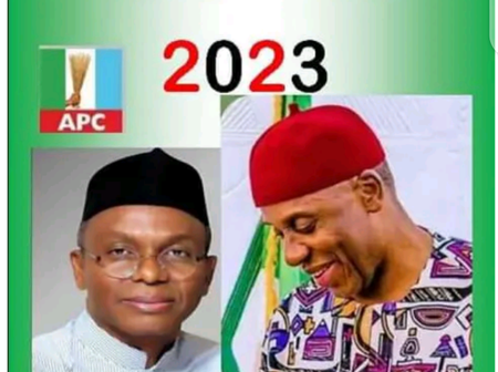 2023 Presidency: Which Of These Pairings In PDP & APC Would You Prefer To Succeed President Buhari?