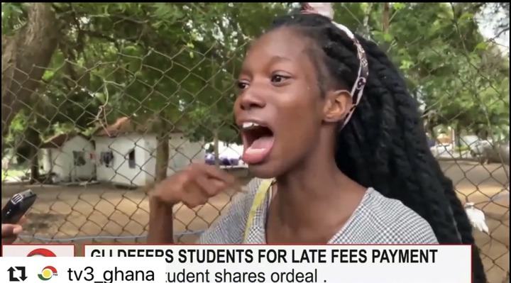 552ceff514b24687bf9b705b292465e1?quality=uhq&resize=720 - GIJ Student affected with Course Deferment Breaks Down in tears - You Have No Idea How I Got My School Fees