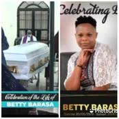 Tears Flow As KBC Journalist Betty Barasa Is Laid To Rest