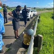 KZN taxi driver rapes a 25-year-old woman dump her in the veld