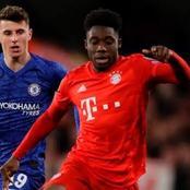 Alphonso Davies Drops Future Chelsea Transfer Hint