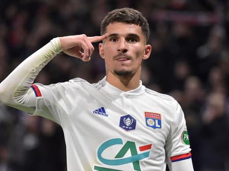 Finally, the truth about Houssem Aouar collapsed move to Arsenal revealed
