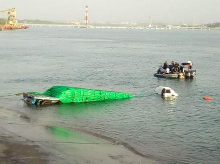 Another accident at Likoni ferry again! People are worried