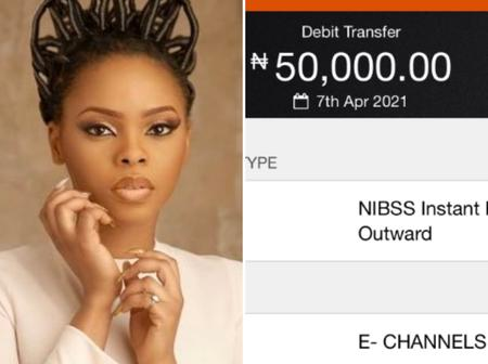 Check Out What You Need To Do To Win N50,000 From Chindima