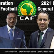 Two CAF Presidential Candidates Step Down To Support Motsepe