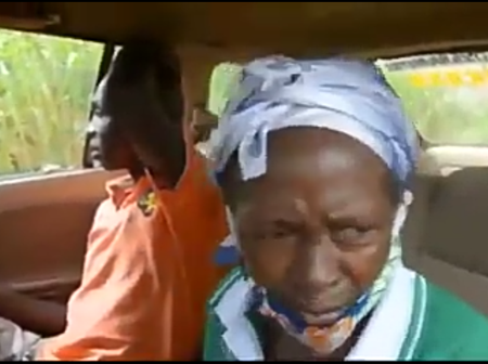 Woman allegedly rains curses on Adansi community for branding her as witch