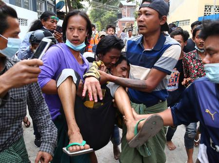 Shooting Of Protesters In Myanmar: What Is Wrong With The World?