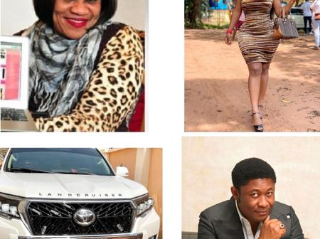 Popular Blogger Blows Hot After Her Ideas Were Allegedly Stolen To Cover Destiny Etiko's Car Scandal