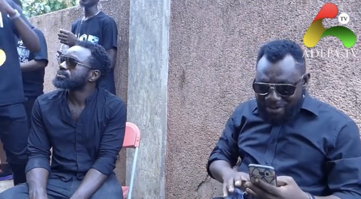 5558dd874b2c3340b43487d99e56ed6f?quality=uhq&resize=720 - (Photos) Exclusive Photos Of How Kumawood Stars Reunited Once Again To Mourn With Their Producer