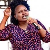 Millicent Omanga Sends A Powerful Message To Raila Odinga's Camp Concerning Ruto- Raila Coalition