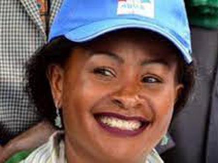 ''Nilishangaa Kuwaona Wanaume Sita Wamemkalia Mama Chini'', Wavinya Ndeti On Mutua, UDA Meting
