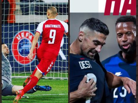After Griezmann and Pjanic scored Yesterday, Two More Barca stars score for their Countries