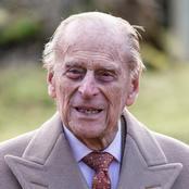 Prince Philip Dies at Age 99