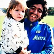 Have you seen Diego Maradona's beautiful daughter who is also an Actress? See her photos below