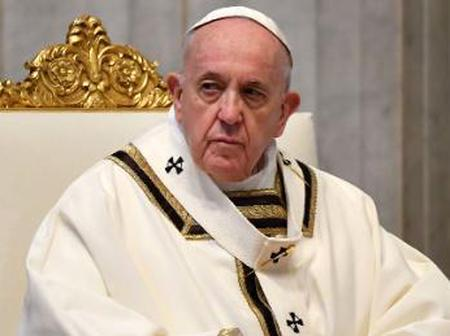 Religious tolerance is of great value hence, Nigerians should embrace it. Pope Francis recommended.