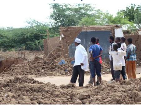 Husband Demolishes His House After His Wife Got Married To A Richer Man