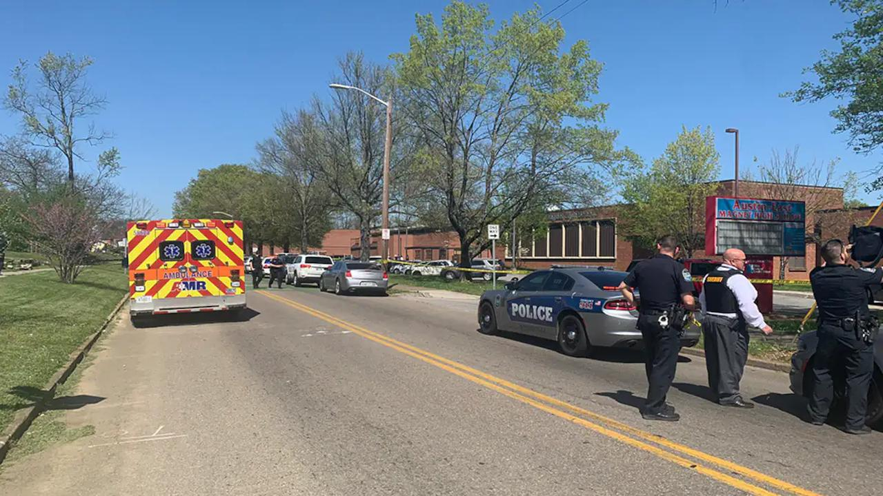Knoxville high school shooting leaves 'multiple' people hurt, including cop: police say