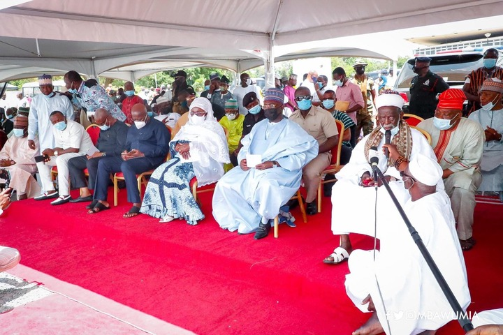55831197313ce93a5a8bae55b8ef65b9?quality=uhq&resize=720 - Video Of Dr. Bawumia And his Bodyguards Arrival At Popular NPP's Zongo Chief Funeral that everybody is talking about