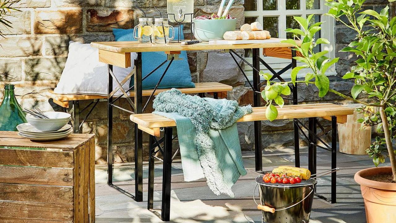 How to create an al fresco escape on a budget: check out these gorgeousgarden buys for under €100