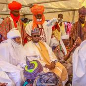 Two Sons Of Governor Bala Mohammed Bags A Traditional Title In Bauchi [Photos]