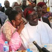 Meet Governor Obaseki's Wife, She Was The Manager Of Bank Of Industry.