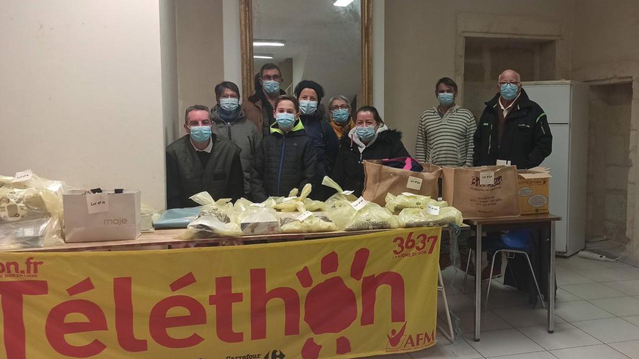 Téléthon à Riorges: la Ville reste mobilisée malgré le Covid