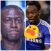 I Was Sent To London To Visit Michael Essien And I Never Liked What I Saw In His Room- Captain Smart