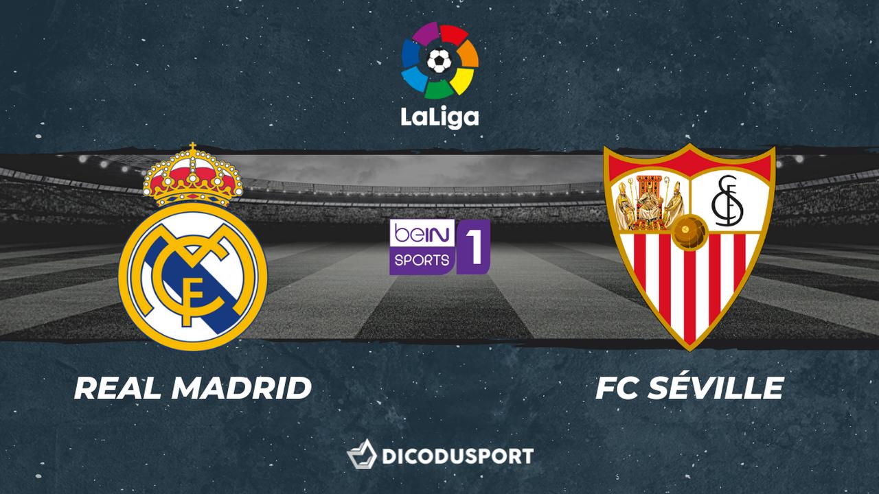 Pronostic Real Madrid – FC Séville, 35ème journée de Liga